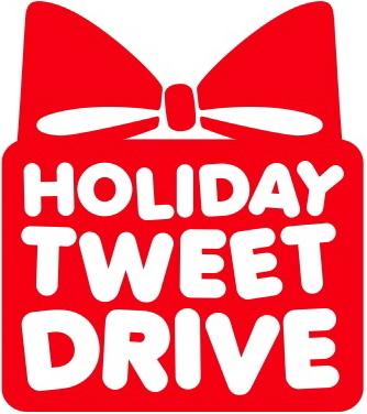 Holiday Tweet Drive